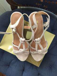 H&M Nude Wedge