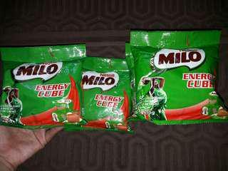 Milo Cube isi 50