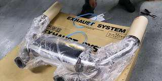 Infinity Q50 Tanabe Medallion Exhaust System *BRAND NEW*