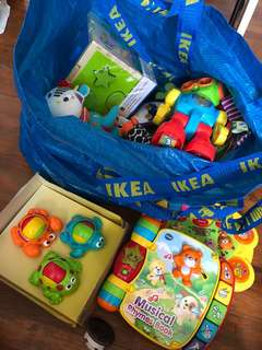 Very good condition toys