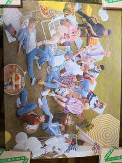 [WTS] SEVENTEEN YOU MAKE MY DAY POSTERS