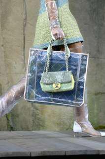 Chanel 2018 Waterfall Mini Flap Bag