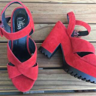 Wittner Crave Sandal High heels.Size:36/6