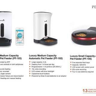 Petwant automatic feeder