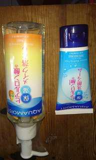 Aquamoist Makeup Remover & Facial Wash