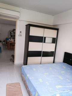 Near Tai Seng Mrt, Common Room $700. Included utilities bill & Wifi. Female only