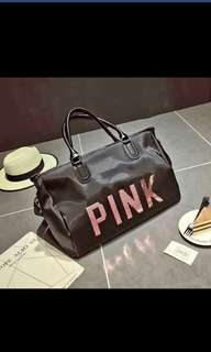 PINK oversized bags