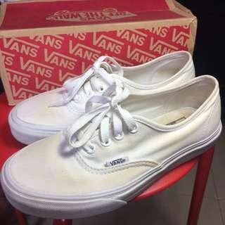Vans Authentic Triple White