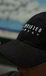 Certified cap