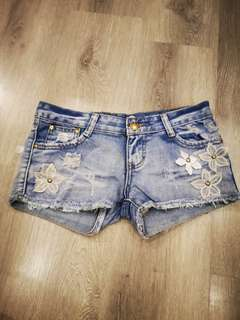 New Short Jeans