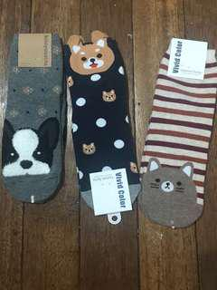 Korean cute socks