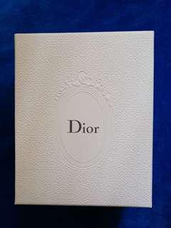 DIOR (LADY DIOR lady  Mi A) 全套 (紙盒+紙袋+塵袋+絲帶)