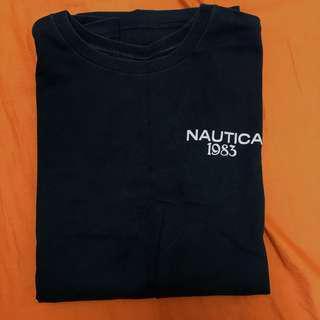 🚚 正品NAUTICA黑素衣