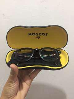 Moscot Lemtos Leopard Sunglasses (Premium)