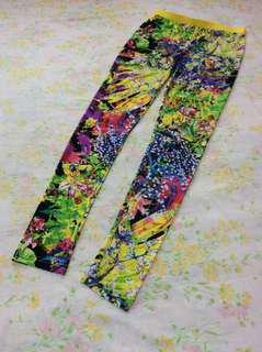 Shopaholic by SM Store Multi-colored Leggings
