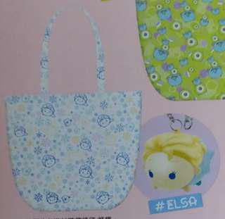 7-11 限量版 Elsa 環保袋 - Hold