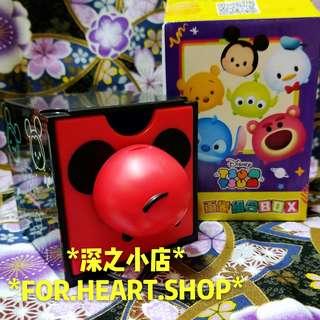 7 11 迪士尼 Disney Tsum Tsum 百變組合BOX 4號 Mickey Mouse 米奇 米奇老鼠 尾