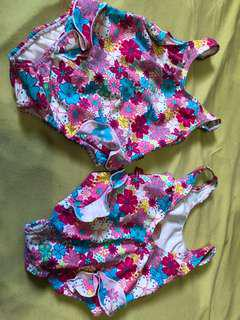 Baby Swimsuit. Size 2 & 3.