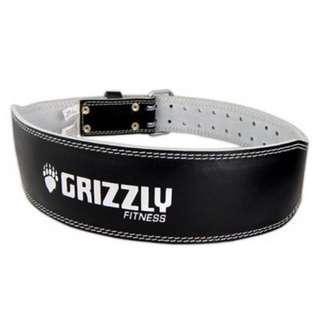 4 Inches Padded Pacesetter Training Belt - Grizzly