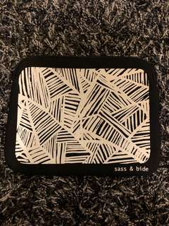 Sass and Bide iPad case