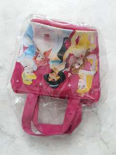 BN small Disney princess pouch with zip