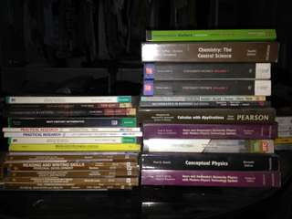 SHS AND OTHER TEXTBOOKS
