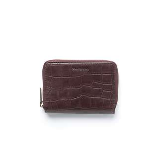 New Winter 2018 Country Road Croc Leather Slim Compact Wallet RRP$129, FREE POSTAGE
