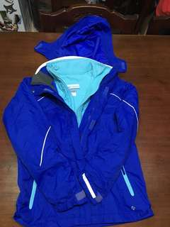 Columbia Tri-climate Jacket