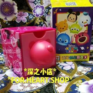 7 11 迪士尼 Disney Tsum Tsum 百變組合BOX 5號 Lotso 勞蘇 尾