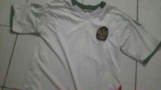 Jersey timnas indonesia putih