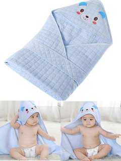 🚚 CUTE BABY BLUE BLANKET/SWADDLE