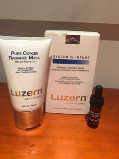 Luzern Pure Oxygen Radiance Mask