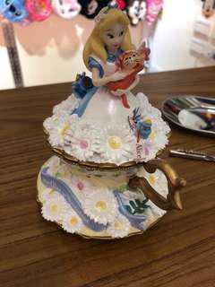 愛麗絲 咖啡杯音樂🎵盒