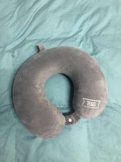 Travel neck pillow memory foam