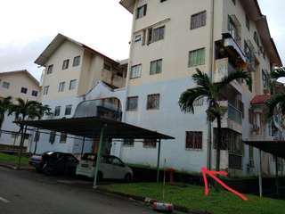 Idaman Apartment (Ground Floor Corner)
