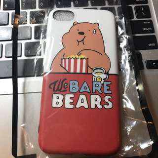 🚚 熊熊遇見你iphone7手機殼