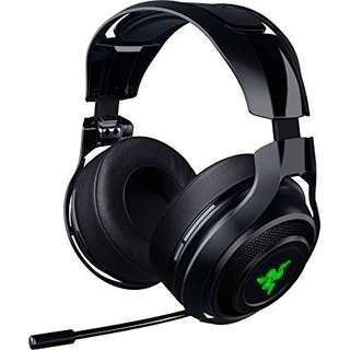 🚚 Razer ManO'War Wireless 7.1 Surround Sound Gaming Headset