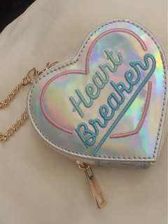 Holographic wallet/ coin purse
