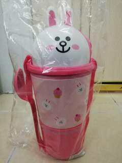 Cony limited edition lunch box