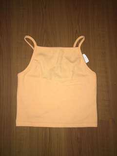 F21 Ribbed Top (S)