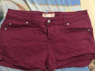 BUNDLE: COTTON ON SHORTS (NEVER USED) + FOREVER 21 SHORTS (ALL ORIGINAL)