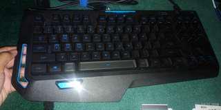Keyboard Logitech G310