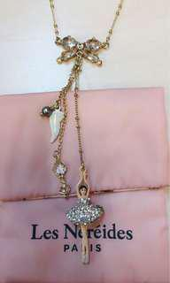 Les Nereides Ballet necklace