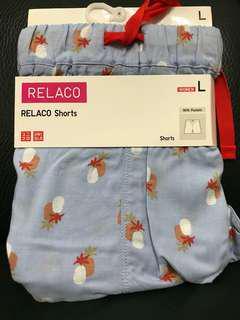 Uniqlo RELACO Shorts with pockets