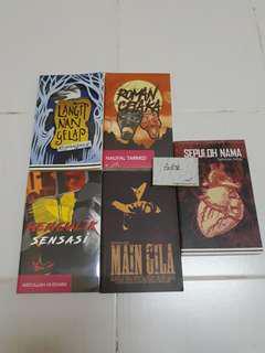 Buku Lejen Novel