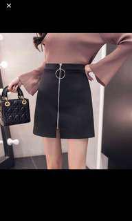 Highwaist Ring Skirt