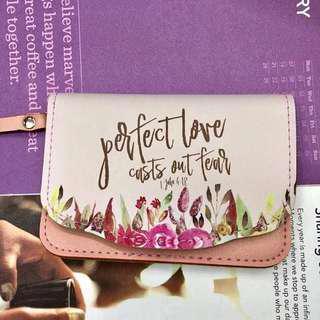 Coin purse bible verse