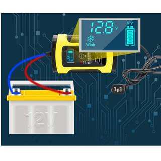fast Car Battery charger (not battery jump starter)