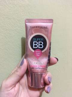 Maybelline super bb mineral guard filter