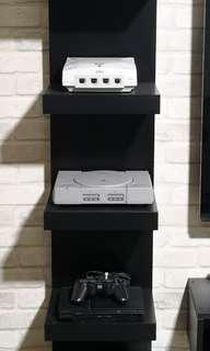spoilt game console (s)